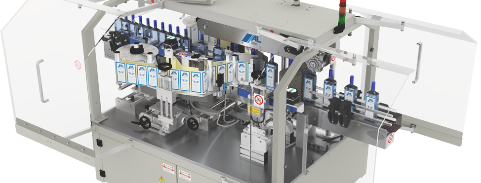 ALTECH: labelling machines and labellers