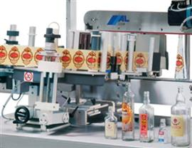 Bottle Labelling Machine -  (Leáñez & Cia S.A.)