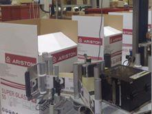 Print & Apply Label Applicator for MTS Group
