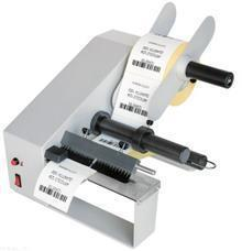 Dispenser for self-adhesive labels